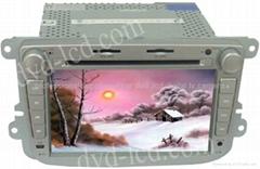 Lavida car dvd player  radio HD lcd GPS navigation system