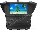 New Odyssey car dvd player  radio HD lcd