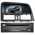 VO  O XC60 car dvd player radio TV GPS navigation system HD LCD 1