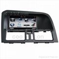 VO  O XC60 car dvd player radio TV GPS navigation system HD LCD 2