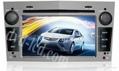 opel astra antara car dvd player radio GPS navigation system with PIP Win Ce6.0