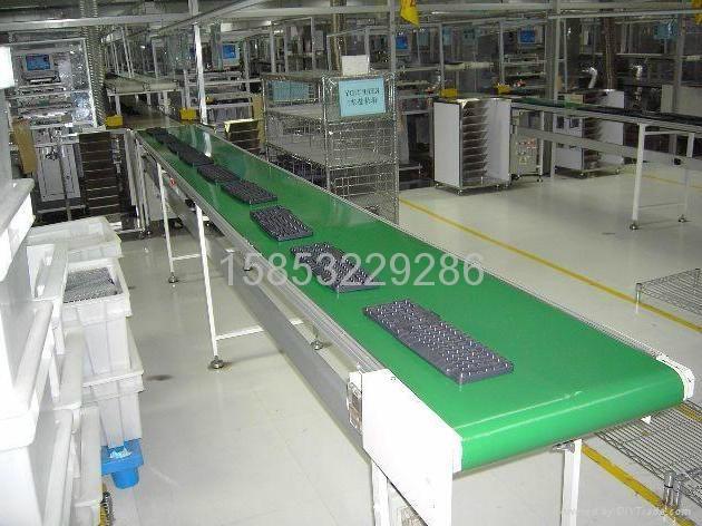 食品厂网带输送机 1