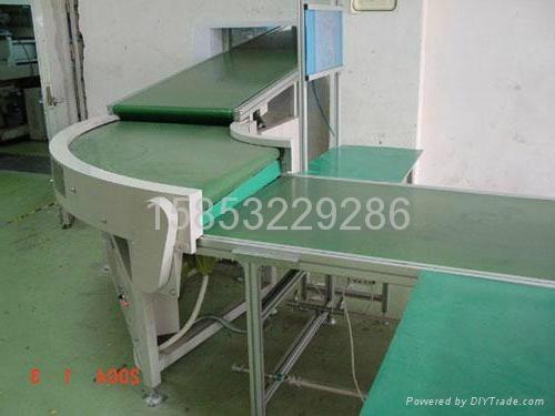 食品廠網帶輸送機 2