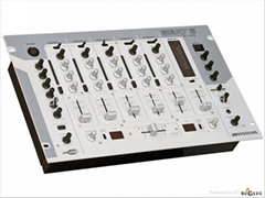 JBSYSTEMS Professional DJ Mixer Beat6 USB