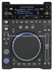 SYNQ Professional CD Player DMC-1000