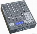 SYNQ DJ mixer SMX-3 2