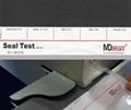 MD100进口封口机测试纸条 1