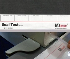 德国MD100进口医用封口机测试纸条