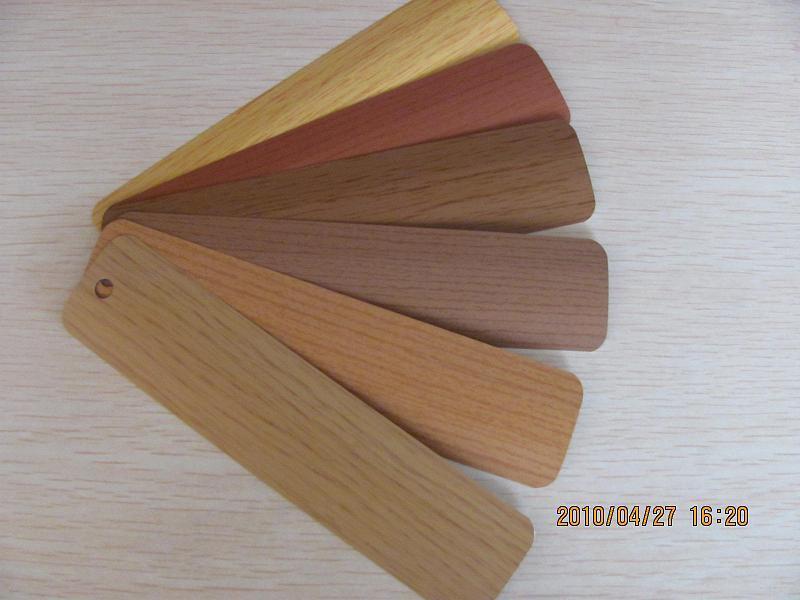 wood color aluminum slat 1