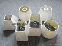 hardback lamp shade