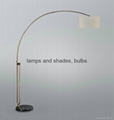metal wood fishing floor lamp 3