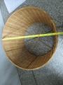 Rattan hand-weaved lampshade 2