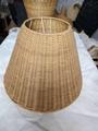 Rattan hand-weaved lampshade 1