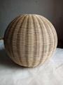 Rattan hand-weaved lampshade 5