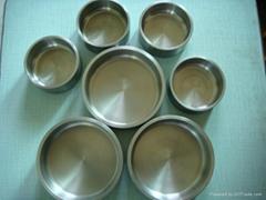 Tungsten/Molybdenum Crucibles
