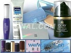 供應進口PP料化妝品專用燙金紙