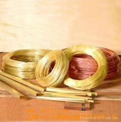 进口环保H80黄铜线