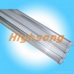 LED日光灯管0.6米120灯8W