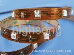 LED軟燈條 5050 30LED/M DC12V