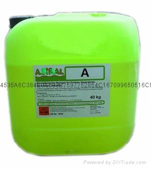 ASIRAL A alkaline detergent 1