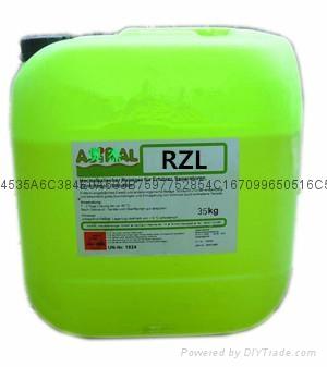 ASIRAL RZL highly alkaline foaming detergent 1