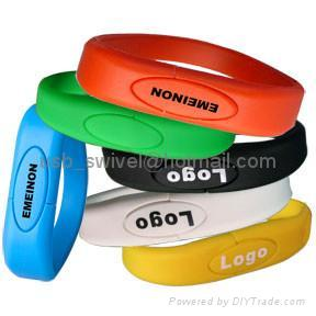 bracelet usb drive 2gb  1