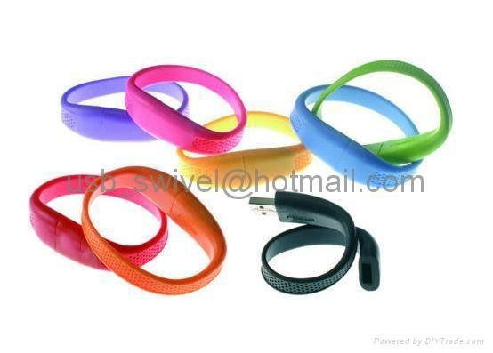 bracelet usb drive 2gb  2