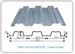 樓承板YX51-305-915型