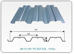 樓承板YX51-250-750