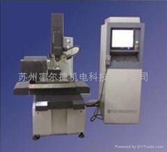 汽油機噴油嘴噴片微孔加工機