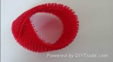 粘扣带平织型捆绑带