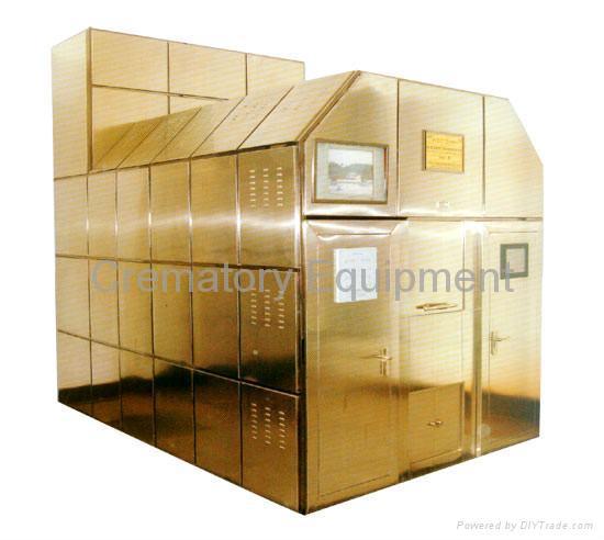 crematorium equipment  for designed human for South Africa market