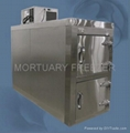 morgue chamber mortuary freezer