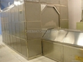 fuel saving high volume cremation furnace