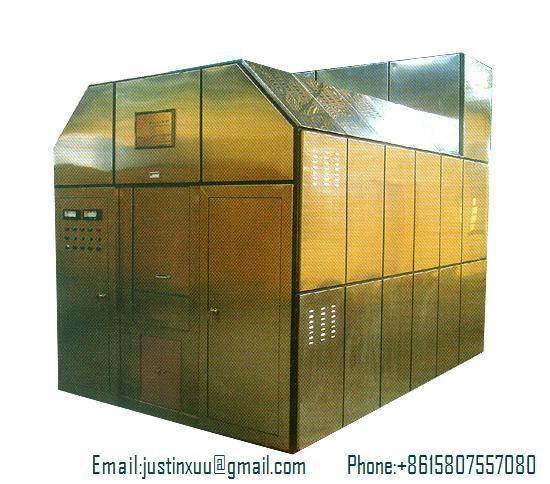 equipment crematory corpse fire