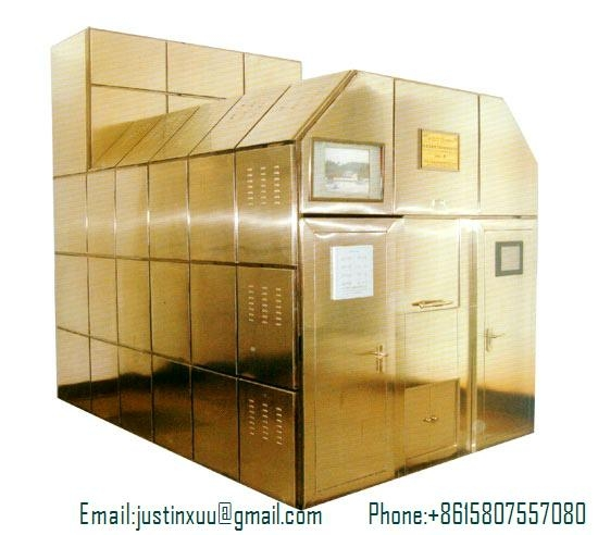 incinerator crematory machine equipment