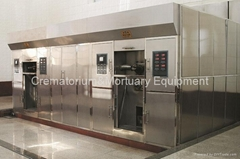 Crematorium Machine for sale from china  affordable low cost fuel saving