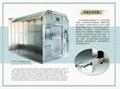 high volume cremation system unit burn body