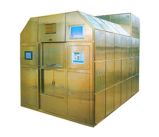 Equipo máquina crematorio crematorio de cremación