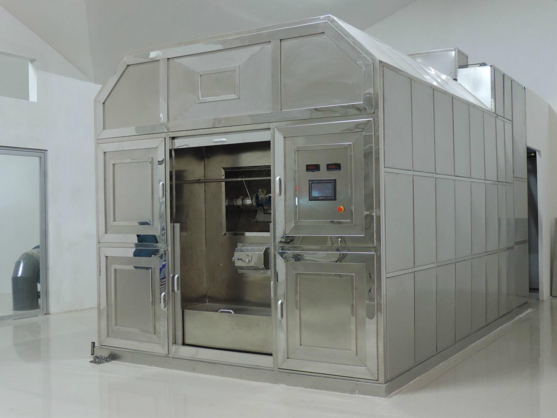 cremación Equiment