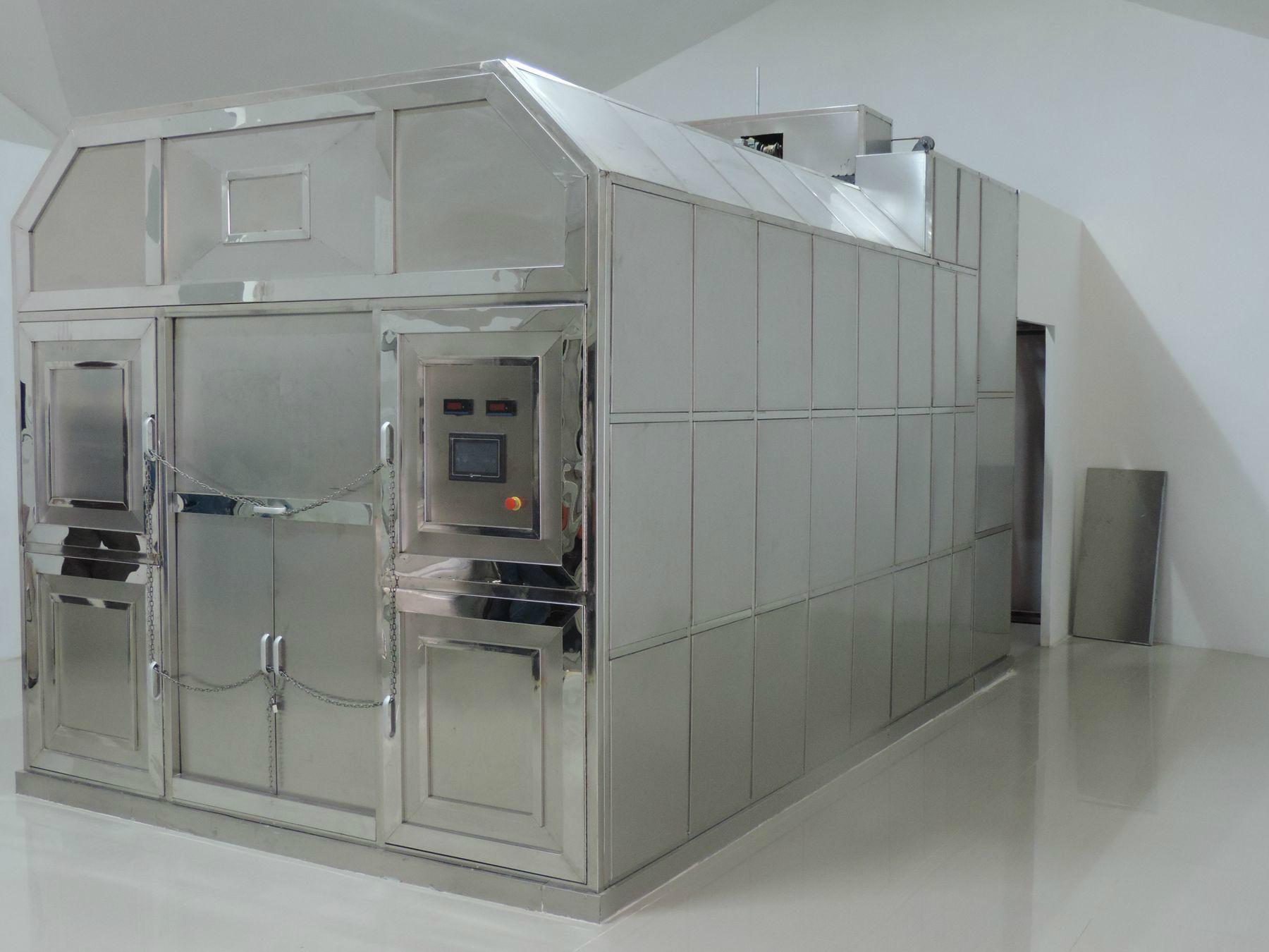 máquina crematorio