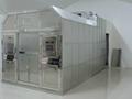 máquina crematorio para los productos