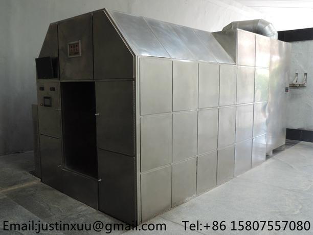 cremate incinerator from china human cremate machine crematorium