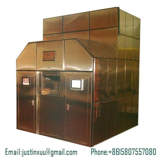 crematorium incinerator for sale no smoke no smell 380V 50HZ