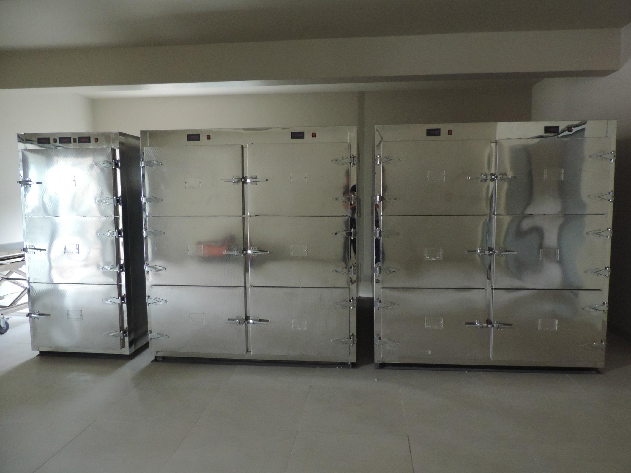 Mortuary Cooler Freezer Cabinet for body cold storage
