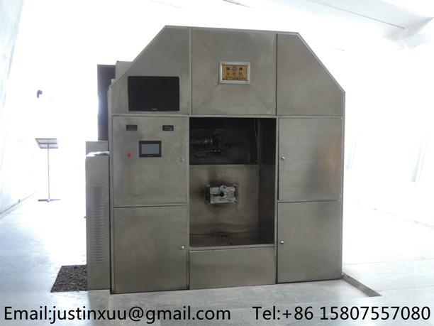 máquina crematorio horno de cremación horno quemador crematorio cuerpo humano
