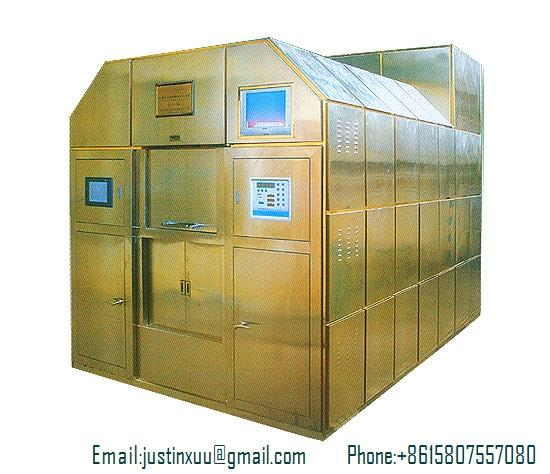 Equipo máquina crematorio from china de crematorio cremación 3