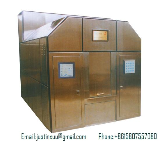 high volume cremation system from china heavy duty processing crematory no smoke 3