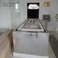 automatic cremation human from china EU standard