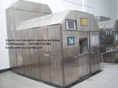 crematory incinerator china basic crematorium starting furnace oven electrical